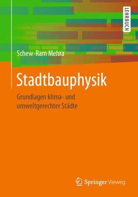 Mehra | Stadtbauphysik | Buch | sack.de