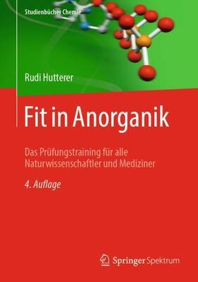 Hutterer | Fit in Anorganik | Buch | sack.de