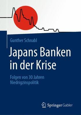 Schnabl | Japans Banken in der Krise | Buch | sack.de