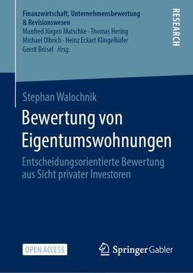 Walochnik | Bewertung von Eigentumswohnungen | Buch | sack.de