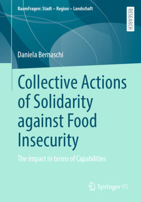 Bernaschi | Collective Actions of Solidarity against Food Insecurity | Buch | sack.de
