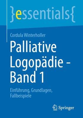 Winterholler | Palliative Logopädie - Band 1 | Buch | sack.de