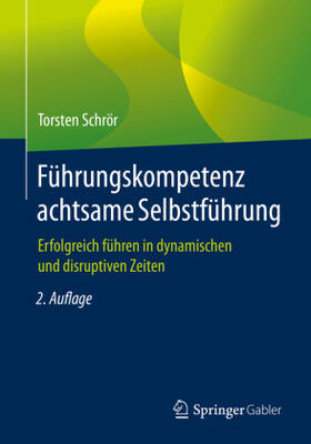 Schrör   Führungskompetenz achtsame Selbstführung   Buch   sack.de
