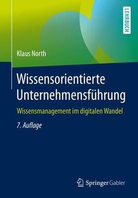 North | Wissensorientierte Unternehmensführung | Buch | sack.de