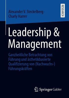 Steckelberg / Harrer | Leadership & Management | Buch | sack.de