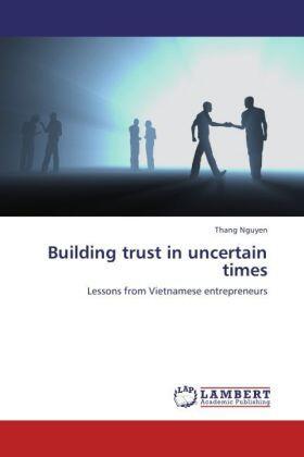 Nguyen | Building trust in uncertain times | Buch | sack.de