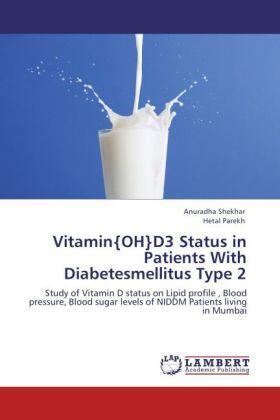 Vitamin{OH}D3 Status in Patients With Diabetesmellitus Type 2 | Buch | sack.de