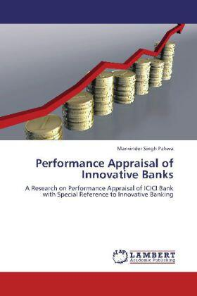 Performance Appraisal of Innovative Banks | Buch | sack.de