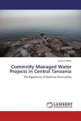 Alleni | Commnity Managed Water Projects in Central Tanzania | Buch | sack.de