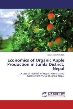 Economics of Organic Apple Production in Jumla District, Nepal | Buch | sack.de