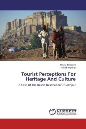 Nihalani / Mathur   Tourist Perceptions For Heritage And Culture   Buch   sack.de