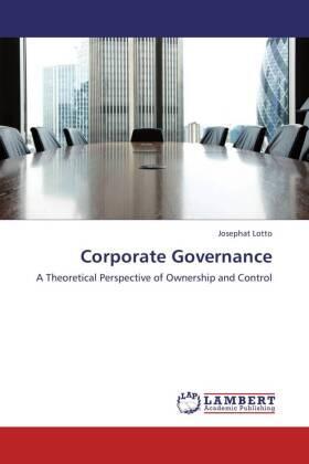 Corporate Governance | Buch | sack.de