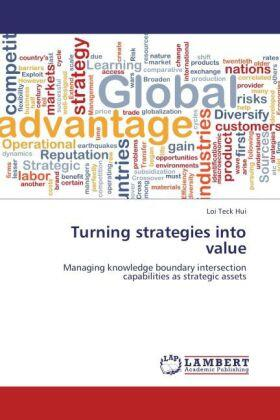 Hui | Turning strategies into value | Buch | sack.de