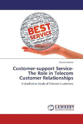 Hashmi | Customer-support Service-The Role in Telecom Customer Relationships | Buch | sack.de