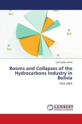 Jemio | Booms and Collapses of the Hydrocarbons Industry in Bolivia | Buch | sack.de