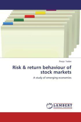 Yadav | Risk & return behaviour of stock markets | Buch | sack.de