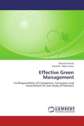Anwar / Abbas Awan | Effective Green Management | Buch | sack.de