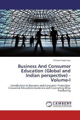 Business And Consumer Education (Global and Indian perspective) - Volume-I | Buch | sack.de