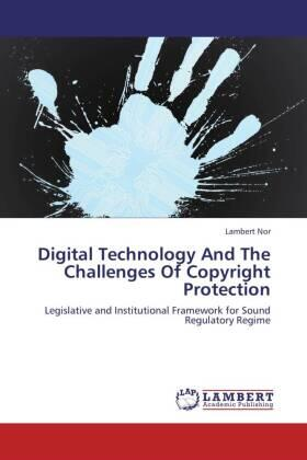 Nor | Digital Technology And The Challenges Of Copyright Protection | Buch | sack.de