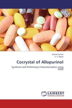 Kumar / Rajan   Cocrystal of Allopurinol   Buch   sack.de