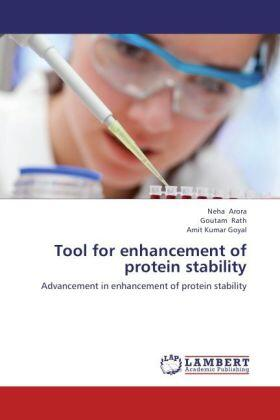 Arora / Rath / Goyal   Tool for enhancement of protein stability   Buch   sack.de