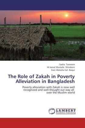 Tasneem / Shindaini / Baqui | The Role of Zakah in Poverty Alleviation in Bangladesh | Buch | sack.de