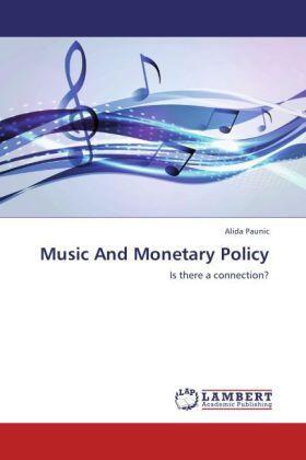 Paunic | Music And Monetary Policy | Buch | sack.de