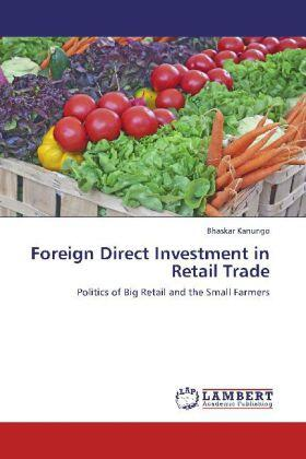 Kanungo | Foreign Direct Investment in Retail Trade | Buch | sack.de