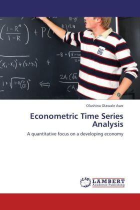 Econometric Time Series Analysis | Buch | sack.de