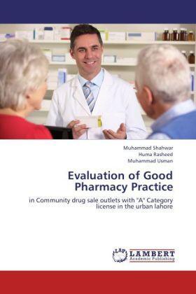 Shahwar / Rasheed / Usman | Evaluation of Good Pharmacy Practice | Buch | sack.de