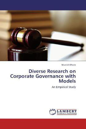 Dhote | Diverse Research on Corporate Governance with Models | Buch | sack.de