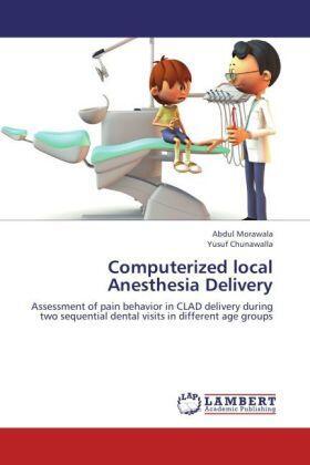 Morawala / Chunawalla | Computerized local Anesthesia Delivery | Buch | sack.de