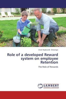 Onsongo | Role of a developed Reward system on employee Retention | Buch | sack.de