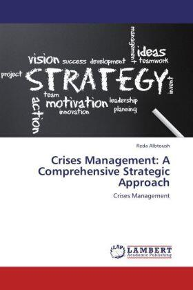 Albtoush | Crises Management: A Comprehensive Strategic Approach | Buch | sack.de