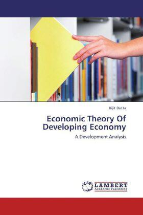 Dutta | Economic Theory Of Developing Economy | Buch | sack.de