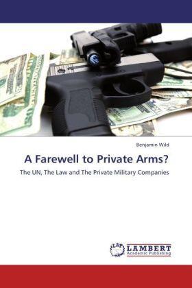 Wild | A Farewell to Private Arms? | Buch | sack.de
