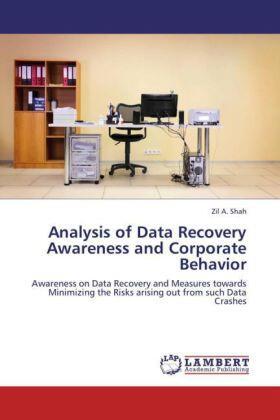Shah | Analysis of Data Recovery Awareness and Corporate Behavior | Buch | sack.de