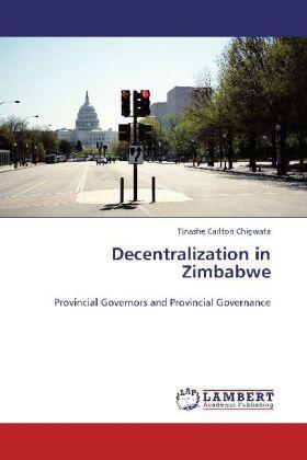 Chigwata | Decentralization in Zimbabwe | Buch | sack.de