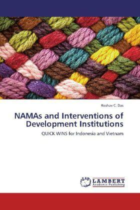 Das | NAMAs and Interventions of Development Institutions | Buch | sack.de