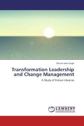 Singh | Transformation Leadership and Change Management | Buch | sack.de