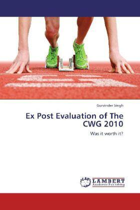 Singh | Ex Post Evaluation of The CWG 2010 | Buch | sack.de