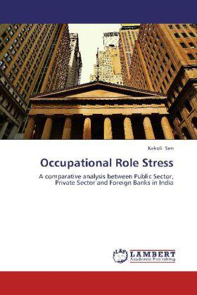 Sen | Occupational Role Stress | Buch | sack.de