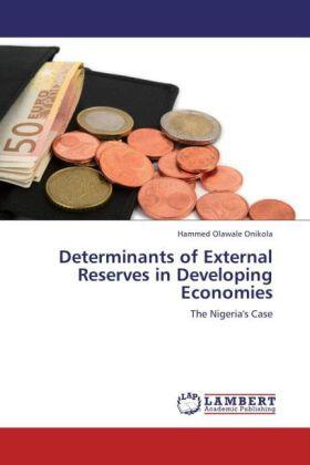 Onikola | Determinants of External Reserves in Developing Economies | Buch | sack.de