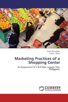 Bernaldez / Africa | Marketing Practices of a Shopping Center | Buch | sack.de