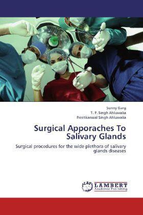 Garg / Ahluwalia / Ahluwalia | Surgical Apporaches To Salivary Glands | Buch | sack.de