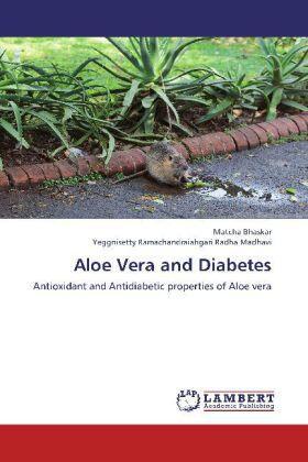 Aloe Vera and Diabetes | Buch | sack.de