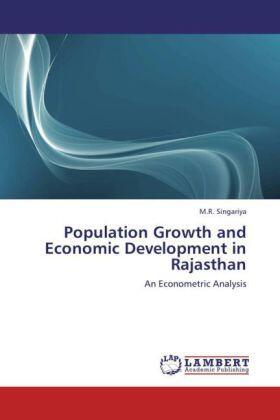Singariya   Population Growth and Economic Development in Rajasthan   Buch   sack.de