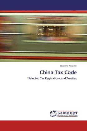 China Tax Code   Buch   sack.de