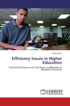 Kizza   Efficiency Issues in Higher Education   Buch   sack.de