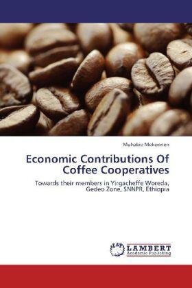 Mekonnen | Economic Contributions Of Coffee Cooperatives | Buch | sack.de